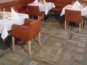 BAWART Tafelböden, Eiche, gehobelt, angeräuchert, weiß geölt