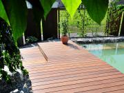 BAWART Terrassendielen Ipe/Lapacho, gehobelt